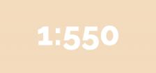 1:550
