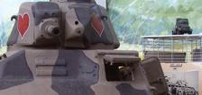 Militaria in detail