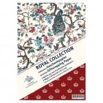 Geschenkpapier ''Royal Collection''