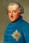 """Magnet """"Friedrich II,1763"""""""