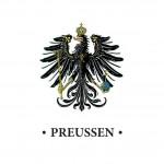 Magnet ''Preußischer Adler''
