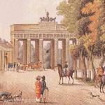 "Servietten ""Brandenburger Tor"""