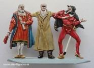 Gruppe: J. W. Goethe-Faust-Mephisto