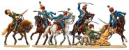 Schlacht bei Kock 2. Teil: Oberst Joselewiczs Tod 5. Mai 1809