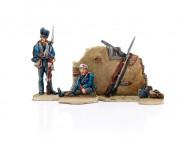 Verwundete Preußische Soldaten - Ligny 1815