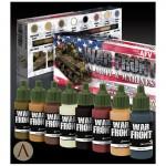 US Army & Marines Fahrzeug-Farben