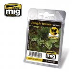 Dschungel Blätter (2.Version)