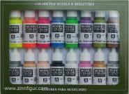 Grundfarben-Set 12: Wargames Special