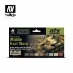 Middle East Wars (1967's to Present)