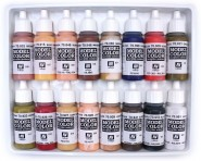Grundfarben-Set: Hautfarben II