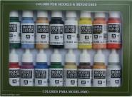 Grundfarben-Set: Basic colors USA