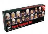 Gesichtsbemalungs-Set