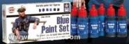 Blue Paint Set