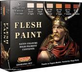 Lifecolor Hautfarben Set