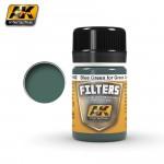 Blaugrüner Filter für Grüne Tarnung