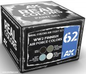 WW2 Finnish Air Force Colors