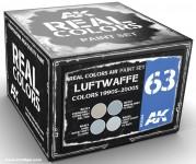 Luftwaffe Colors 1990s - 2000s