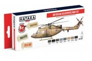 Britische AAC Helikopter-Farben