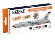 """Farbset (Orange Serie) US Navy und USMC """"High-Viz"""""""