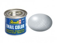 Aluminium, metallic - Email Color