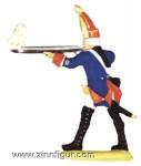 Grenadier, standing and firing
