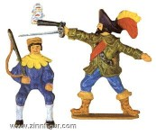 Driver and Musketeer