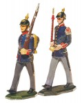 Drum Major and Private (marching)