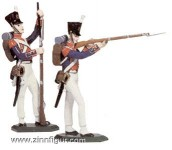 Two Lineinfantry Privates