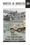 Hettler, Dr. Nicolaus: Sd.Kfz. 6 - 5 ton Zugkraftwagen Büssing-NAG and variants