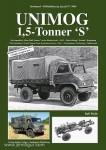 """Maile, R.: Unimog 1,5-Tonner """"S"""". Der legendäre """"Eins-Fünf-Tonner"""" in der Bundeswehr. Teil 1: Entwicklung / Technik / Rundgang"""