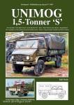"""Unimog 1,5-Tonner """"S"""". Der legendäre """"Eins-Fünf-Tonner"""" in der Bundeswehr. Teil 2: Plane-Pritsche und Abarten / Doppelkabine"""