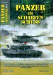 Böhm, Walter: Panzermanöver. Heft 4: Panzer im scharfen Schuss