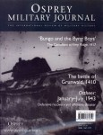 Osprey Military Journal. The International Review of Military History. 4 Hefte