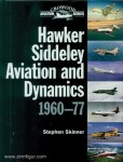 Skinner, Stephen: Hawker Siddeley Aviation and Dynamics 1960-77