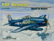 Doyle, David: F8F Bearcat. Detail in Action