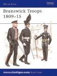 Pivka, O. v./Fosten, B. (Illustr.): Brunswick Troops 1809-1815