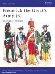 Haythonthwaite, P./Fosten, B. (Illustr.): Frederick The Great's Army Teil 3: Specialist Troops