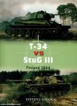 Zaloga, Steven J./Chasemore, Richard (Illustr.): T-34 vs StuG III. Finland 1944