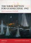 Stille, M./Gerrard, H. (Illustr.): The Naval Battles for Guadalcanal 1942. Clash for supremacy in the Pacific