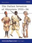 Nicolle, D./Ruggeri, R. (Illustr.): The Italien Invasion of Abyssinia 1935-36