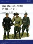 Jowett, P. S./Andrew, S. (Illustr.): The Italian Army 1940-1945. Teil 1: Europe 1940-43