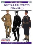 Cormack, A./Cormack, P. (Illustr.): British Air Forces 1914-18. Teil 1: Uniforms of the RFC and RNAS