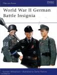 Williamson, G./Pavlovic, D. (Illustr.): World War II German Battle Insignia