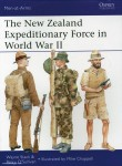 Stack, W./O'Sullivan, B./Chappell, M. (Illustr.): The New Zealand Expeditionary Force in World War II
