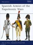 Pivka, O. v./Roffe, M. (Illustr.): The Spanish Armies of the Napoleonic Wars