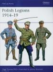 Thomas, Nigel/Shumate, Johnny (Illustr.): Polish Legions 1914-19