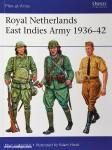 Lohnstein, M. J./Hook, Adam (Illustr.): The Royal Netherlands East Indies Army 1936-1942