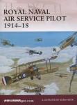 Barber, M./Hook, A. (Illustr.): Royal Naval Air Service Pilot 1914-18