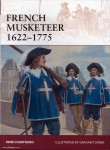 Chartrand, R./Turner, G. (Illustr.): French Musketeers 1622-1775