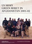 Neville, L.: US Army Green Beret in Afghanistan 2001/02
